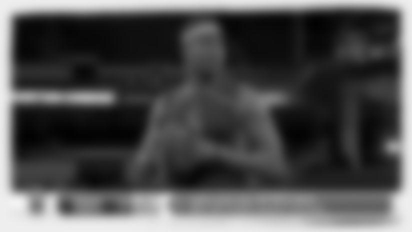 Ohio State Quarterback Dwayne Haskins' 2019 NFL Scouting Combine Workout