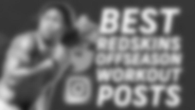 Best of the Redskins offseason social media workout videos