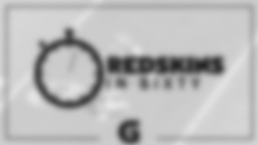 Redskins In :60 - Alex Smith Developing Chemistry