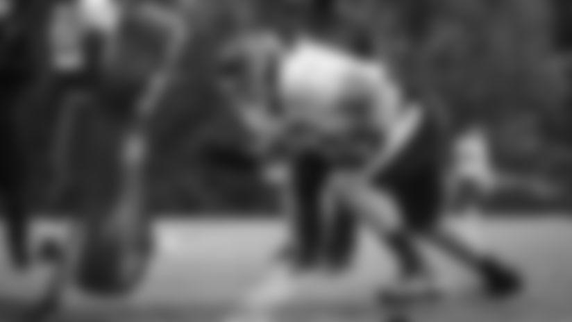 The Washington Football team held practice at the Inova Sports Performance Center in Ashburn, Virginia, on Oct. 21, 2020. (Photos courtesy of Elijah Walter Griffin Sr./Washington Football Team & Emilee Fails/Washington Football Team)