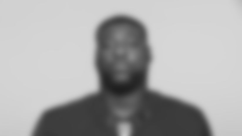 This is a photo of David Sharpe of the Las Vegas Raiders NFL football team. This image reflects the Las Vegas Raiders active roster as of Wednesday, Aug. 19, 2020. (AP Photo)