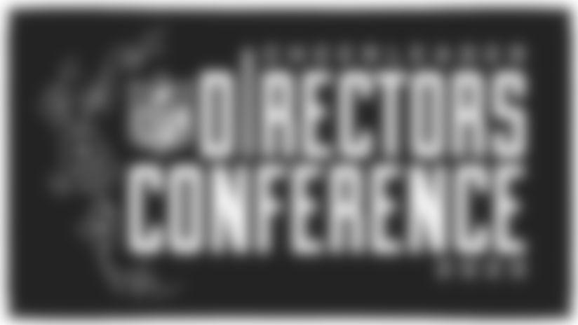NFL Directors of Cheerleaders Conference Formstack Header