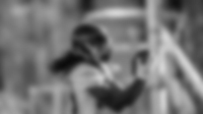 The Washington Football team held practice at the Inova Sports Performance Center in Ashburn, Virginia, on Nov. 20, 2020. (Photos courtesy of Elijah Walter Griffin Sr./Washington Football Team and Emilee Fails/Washington Football Team)