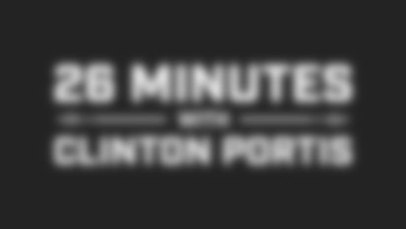 26 Minutes With Clinton Portis: Episode 1 - Jersey Talk, Guaranteed Contracts And Pass Blocking