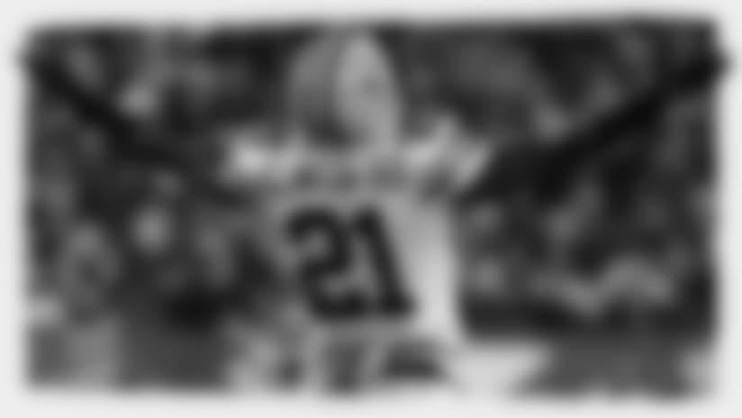 PHOTOS: Redskins Acquire Ha Ha Clinton-Dix