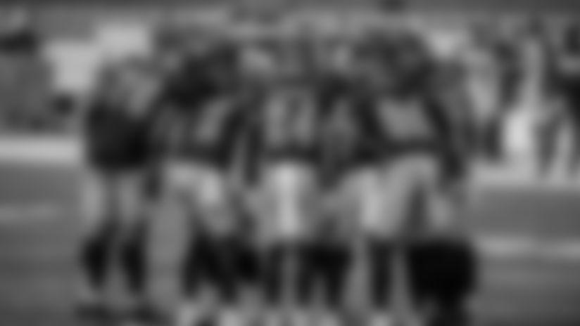 Check out photos of the Washington Football Team during its Week 11 matchup against the Cincinnati Bengals. (Photos courtesy of Alexander Jonesi/NFL, Elijah Walter Griffin Sr/Washington Football Team and Emilee Fails/Washington Football Team)
