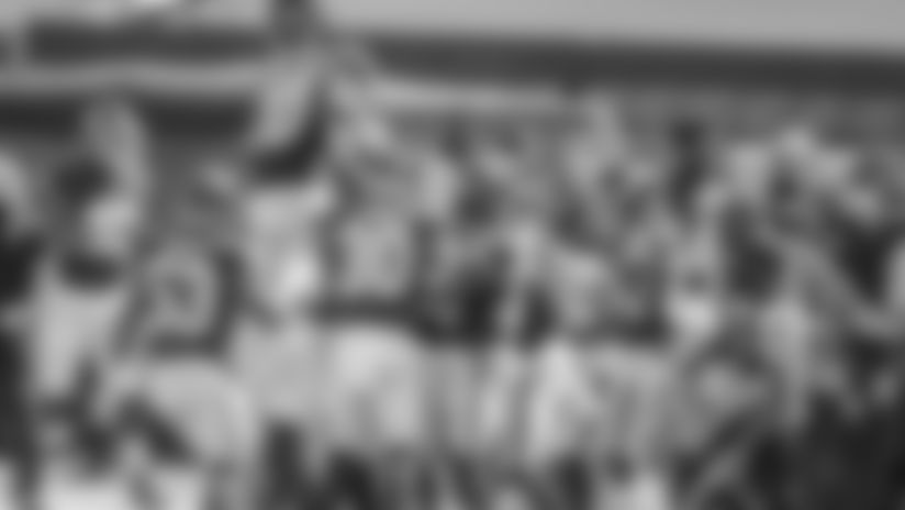 Elijah Walter Griffin Sr./ Washington Football Team