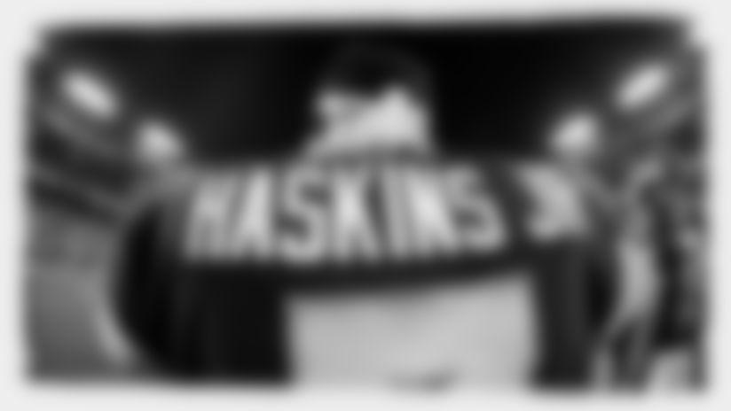 PHOTOS: Quarterback Dwayne Haskins Named Starter For The Rest Of The 2019 Season