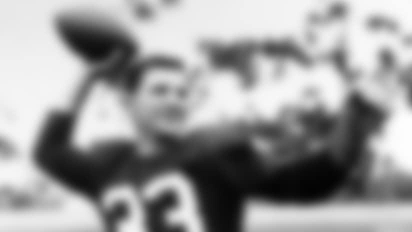 Quarterback, 1957-1964