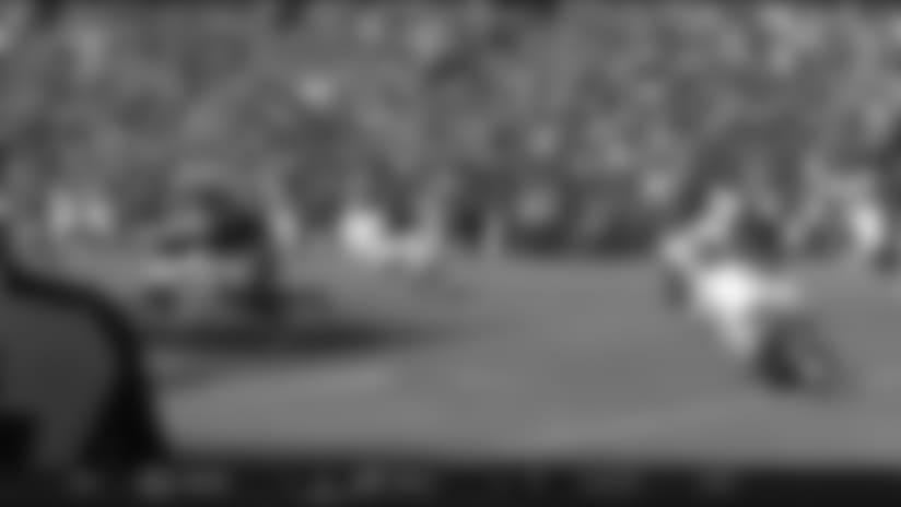 Redskins Cornerback Quinton Dunbar Intercept Atlanta Falcons Quarterback Matt Ryan's Pass | True View