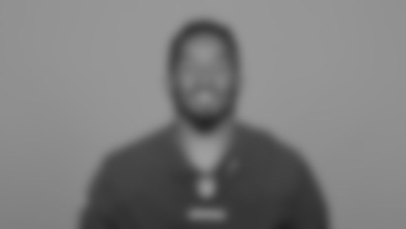 This is a 2019 photo of Jerome Cunningham of the Detroit Lions NFL football team. This image reflects the Detroit Lions active roster as of Monday, June 3, 2019 when this image was taken. (AP Photo)