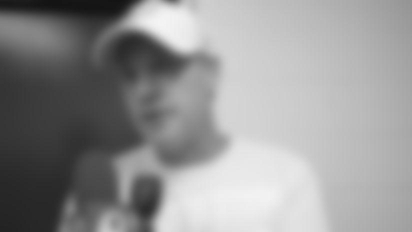"Jay Gruden On First Half: ""We Kept Them Off Balance"""