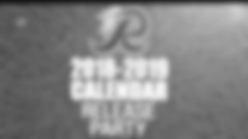 2018 - 2019 Calendar Release Party