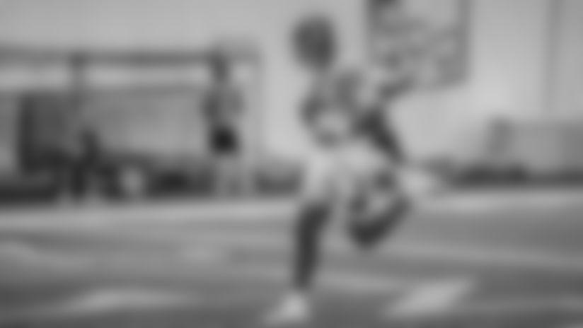 Elijah Walter Griffin Sr./Washington Football Team