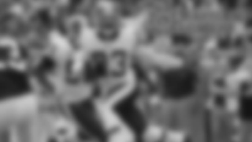 Rewarding Moments In Redskins History: Hall's Four Interceptions