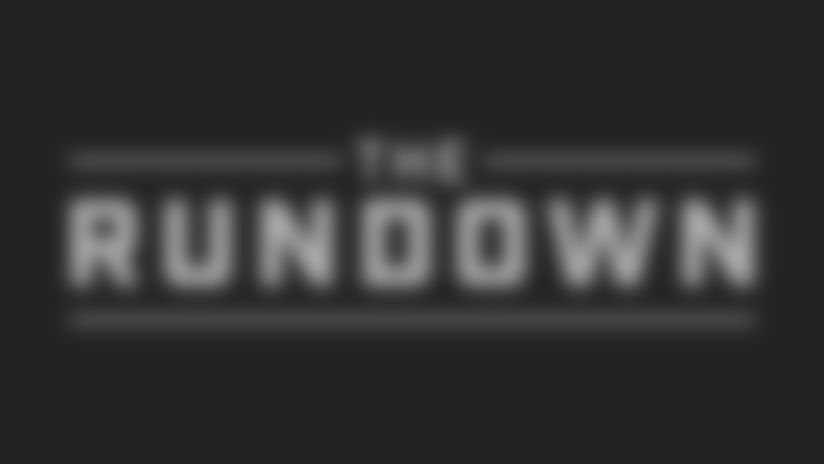 The Rundown: Previewing Week One Against The Eagles