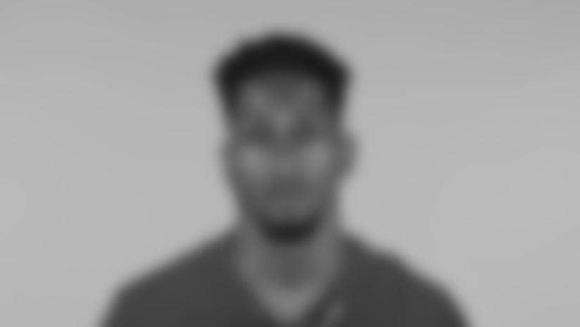 This is a 2019 photo of Simeon Thomas of the Seattle Seahawks NFL football team. This image reflects the Seattle Seahawks active roster as of Monday, June 10, 2019 when this image was taken. (AP Photo)