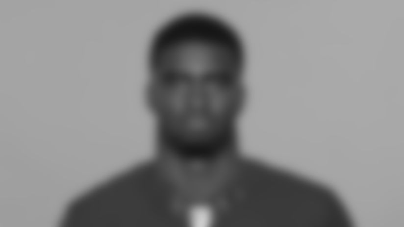 This is a 2019 photo of Breon Borders of the Jacksonville Jaguars NFL football team. This image reflects the Jacksonville Jaguars active roster as of Tuesday, May 14, 2019 when this image was taken. (AP Photo)
