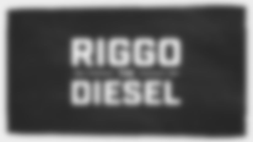 Riggo The Diesel - Coach Bugel Special Edition