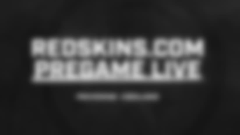 Redskins.com Live Previews #DENvsWAS