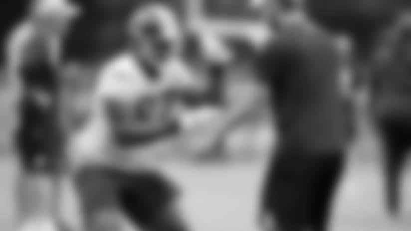 Jeremy Sprinkle Emphasizes Communication As The Redskins Enter Minicamp
