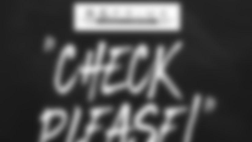 """Check Please!"" (Part Three): Trey Quinn Shows Off His Everyday Fashion Wear"