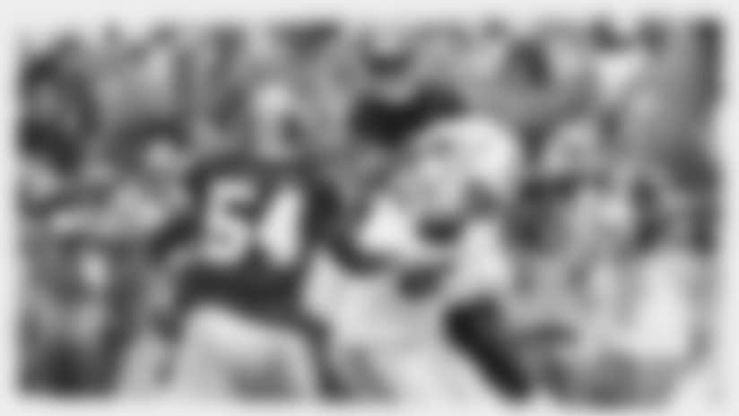 Top Photos: Redskins vs. Colts (2018)