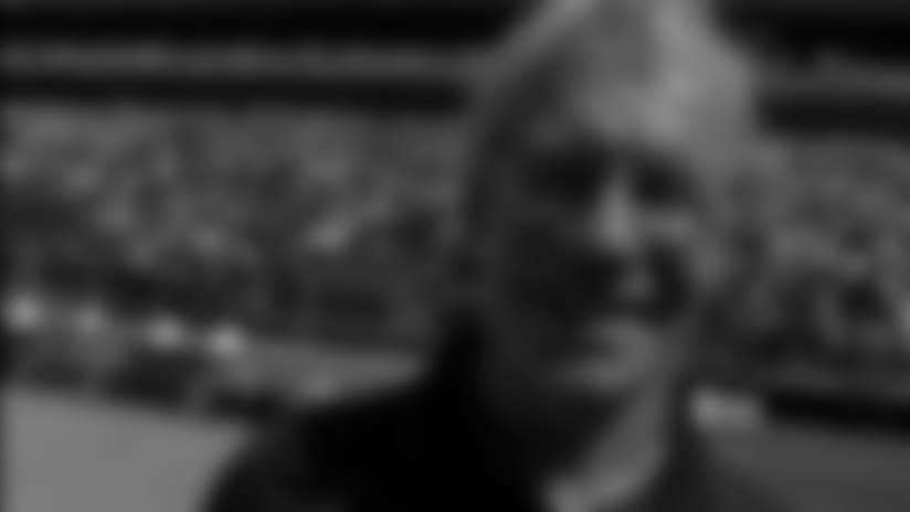 Joe Gibbs Presents Bobby Beathard At 2018 Hall Of Fame