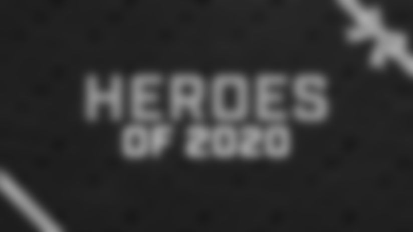 Nominate Your Hero of 2020