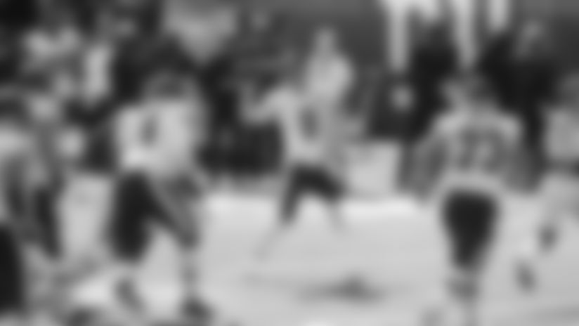 Check out photos of the Washington Football Team during its Week 6 matchup against the New York Giants. (Photos courtesy of Josh Lobel/NFL, Courtney Rivera/Washington Football Team and John Minchillo/AP)