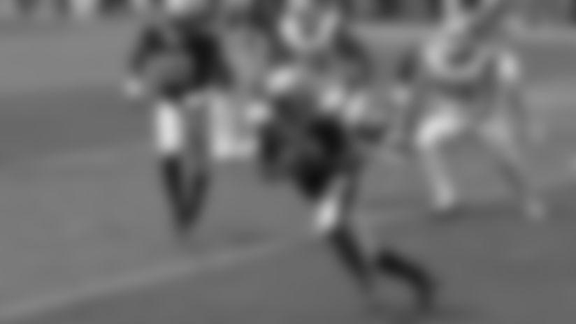 Cam Jordan's fumble-return TD called back | Saints-Rams Week 2 Highlights