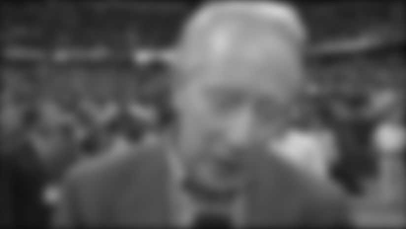 Saints Highlights: Legend Archie Manning talks with ESPN sideline reporter Suzy Kolber | 2006 Week 3