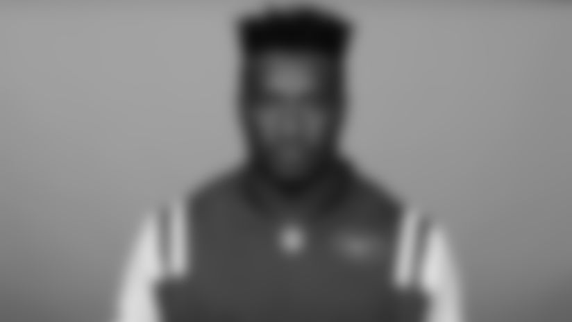 This is a 2018 photo of Josh Martin of the New York Jets NFL football team. This image reflects the New York Jets active roster as of Monday, June 11, 2018 when this image was taken. (AP Photo)