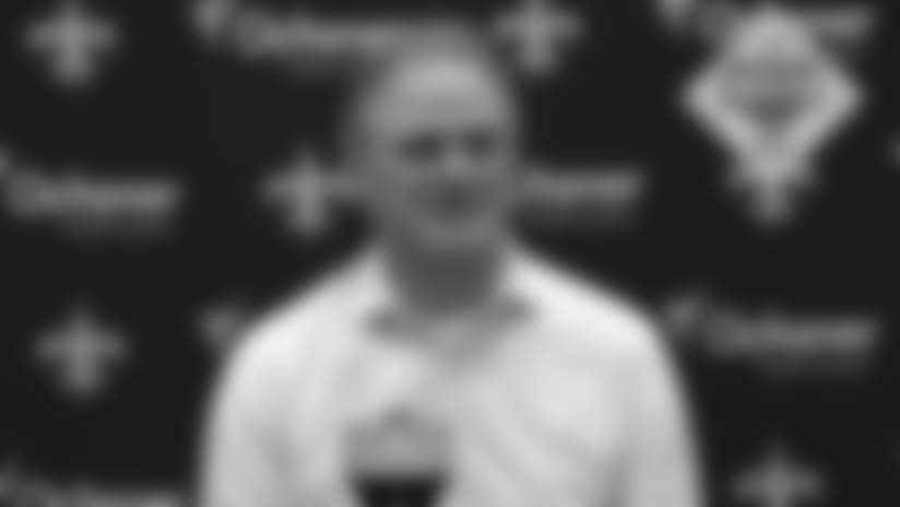 Saints GM Mickey Loomis: 'We miss Tom Benson on a daily basis'