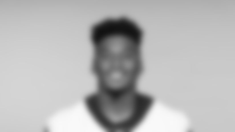 This is a 2019 photo of Saquan Hampton of the New Orleans Saints football team. This image reflects the New Orleans Saints roster as of June 3, 2019 when this image was taken. (AP Photo)