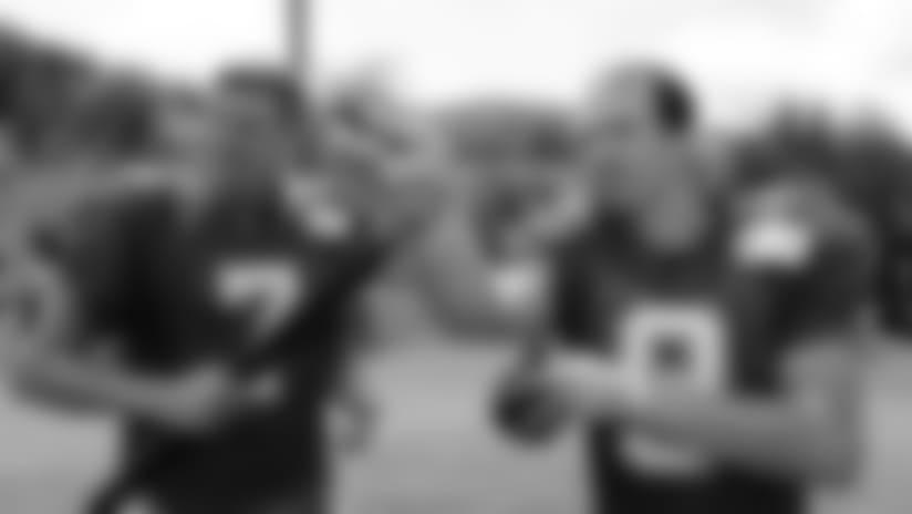 Saints QB Challenge for August 6, 2016