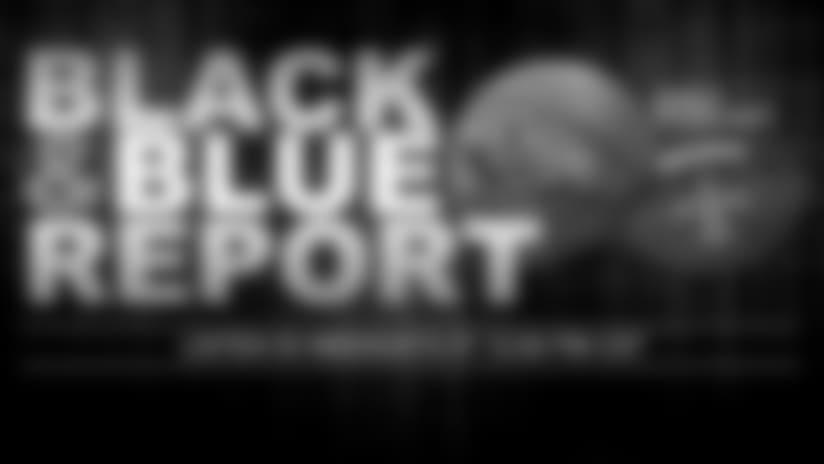 Black and Blue Report: April 11, 2018