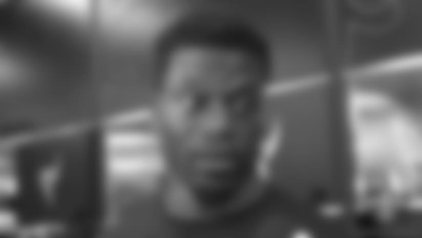 """Benjamin Watson, """"It's about building our identity for this year"""""""