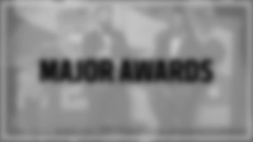 History Cards - Major Awards
