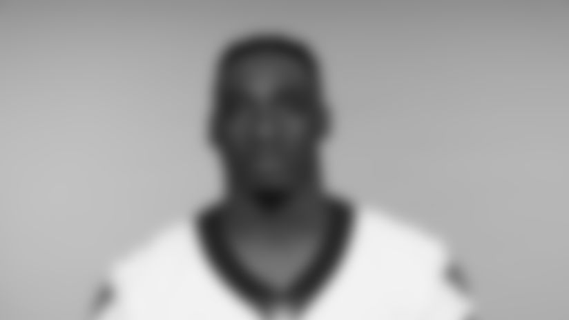 This is a 2019 photo of Geneo Grissom of the New Orleans Saints football team. This image reflects the New Orleans Saints roster as of June 3, 2019 when this image was taken. (AP Photo)
