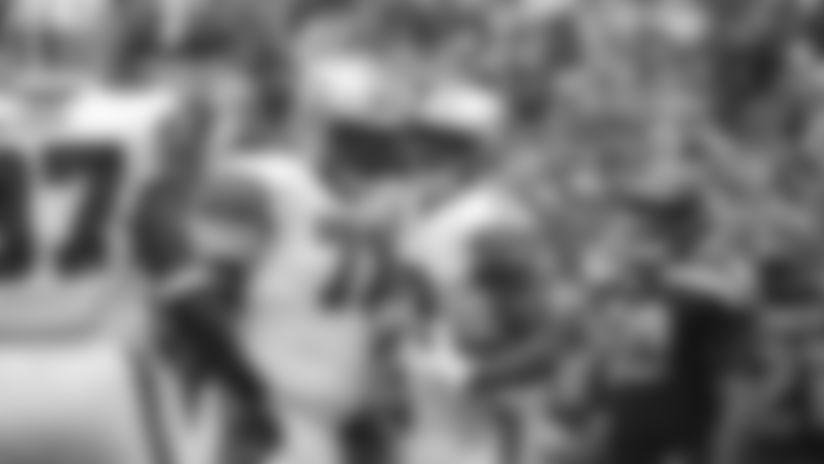 Teddy B finds Michael Thomas for fourth down TD | Saints-Seahawks Highlights Week 3