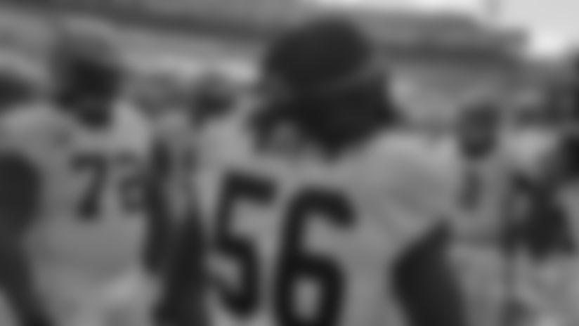 Week 6 Saints at Jags: Pregame Huddle