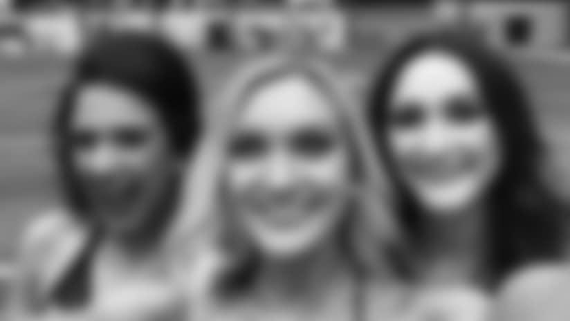 2018 Saintsations Auditions Selfies