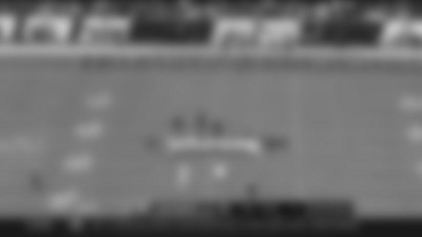 Wil Lutz nails 44-yard FG | Saints-Bucs Highlights