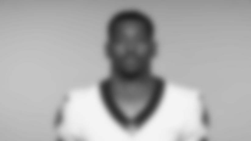 This is a 2019 photo of Terrell Williams of the New Orleans Saints football team. This image reflects the New Orleans Saints roster as of June 3, 2019 when this image was taken. (AP Photo)