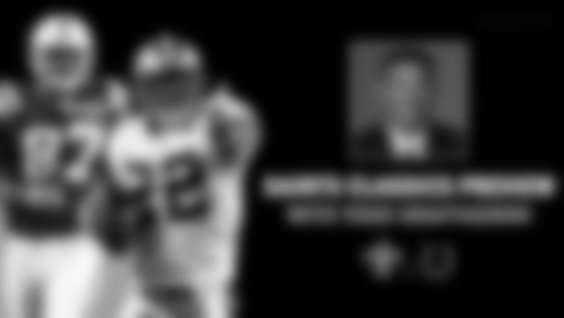 Todd Graffagnini share his Super Bowl XLIV memories ahead of the Saints-Colts rebroadcast