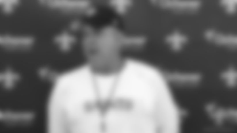 Saints 2019 OTAs Week 2: Sean Payton - May 30, 2019