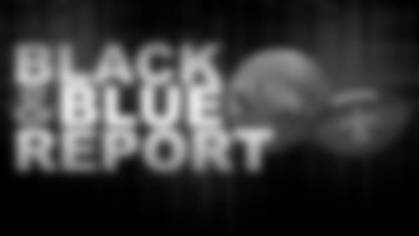 Black and Blue Report: April 2, 2018
