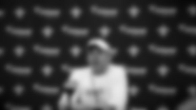 Transcript: Coach Sean Payton Training Camp media availability 7-25-19