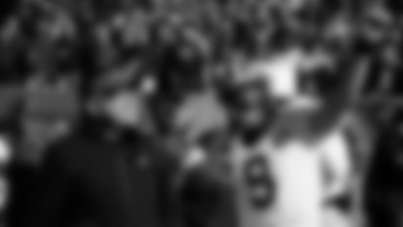 Week 10 Saints at Bengals - Pregame